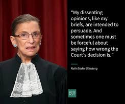 Civil Rights Quotes Best 48 Ruth Bader Ginsburg Quotes That Will Make You Love Her Even More