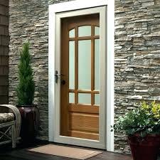 andersen storm door with retractable screen storm door with retractable screen full view storm door how