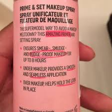 makeup spray primer victoria 39 s secret accessories victoria secrets make it last prime set spray review victoria 39