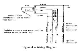 electro voice model 636 wiring diagram