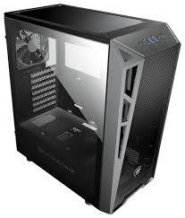 Компьютерный <b>корпус COUGAR Turret</b> MESH Black — купить по ...