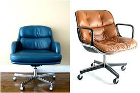 brown leather office chair. Brown Office Chair Without Arms Full Image For Leather Desk Chairs .