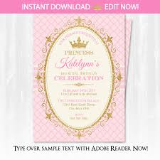 princess invitations com princess invitations for a new style invitatios card by adjusting a very comely invitation templates printable 2
