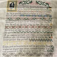 Desiderata Cross Stitch Chart Image Result For Sampler Desiderata Things I Want To