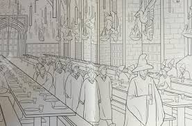 Small Picture The Third Harry Potter Coloring Book Lets You Explore The Magical