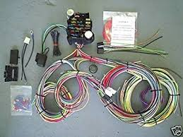 amazon com ez wiring 21 standard color wiring harness automotive ez wiring 21 standard color wiring harness