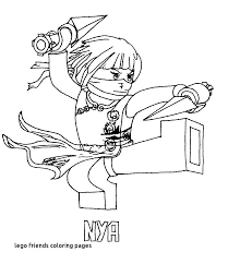 Coloring Pages Of Ninjago Colouring Lloyd Betterfor