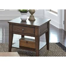 lake cabin furniture. Liberty Furniture Lake House End Table - Item Number: 210-OT1020 Cabin