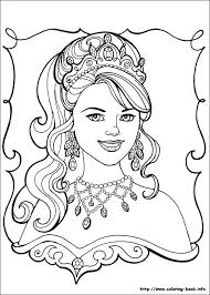 Small Picture Princess Leonora coloring pages on Coloring Bookinfo