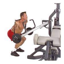 Body Solid Sbl460p4 Exercise Chart Body Solid Sbl460p4 Freeweight Leverage Gym Package