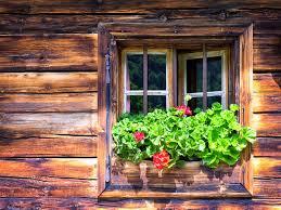 Fensterbänke Im Gartenhaus Pinecade