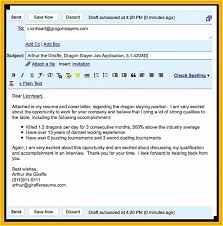 What To Write When Sending A Resume Nousway