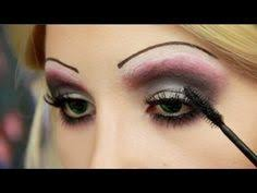 bride of chucky makeup face paint fantasy e personality fpp chucky and make up