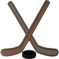22 best HOCKEY QUILTS images on Pinterest | Field hockey, Hockey ... & Hockey Sticks Applique by HappyApplique.com Adamdwight.com