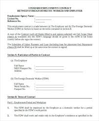 Mutual Termination Of Employment Agreement Template South Sample ...