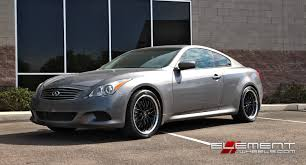 infiniti g37 white with black rims. 19 inch staggered mrr gt1 black wheels on infiniti g37s coupe w specs g37 white with rims