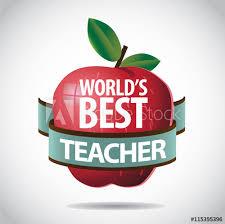 Symbol For Teacher Worlds Best Teacher Icon Symbol Eps 10 Vector Buy This Stock