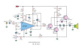 50 amp wiring diagram images circuit power amplifier otl 50w by 2n3055 circuit wiring diagrams