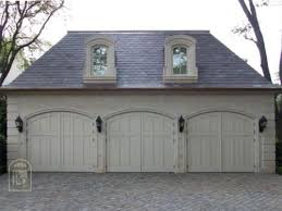 Carriage Doors With Decor Carriage Garage Doors No Windows Image 17