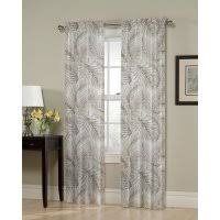 better homes and garden curtains. Layered Palms Single Curtain Panel Better Homes And Garden Curtains