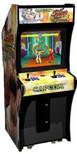 street fighter ii arcade arcade memories pinterest street