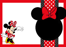Free printable mickey mouse birthday cards   Luxury Lifestyle ...   Mickey  mouse invitation, Minnie mouse invitations, Free mickey mouse printables