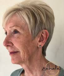 Pixie Cuts For Older Women Growing Out Bob Haircut Pictures Bob