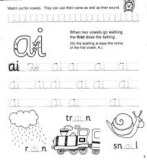 Practice sounds associated with each letter. Jolly Phonics Workbook 4 Ai J Oa Ie Ee Or