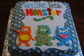 Monster Inc Baby Shower Decorations 17 Best Images About Little Monster Baby Shower On Pinterest