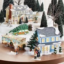Snow Village - The Griswold Holiday House | Department 56 Corner