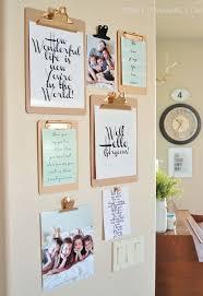 diy office wall decor. 11 Diy Office Wall Decor, Top 25 Best Clipboard Ideas On Pinterest Cheap - Mcnettimages.com Decor T