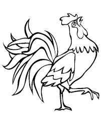 Small Picture Rooster Coloring Pages Patterns Templates Pinterest Wood
