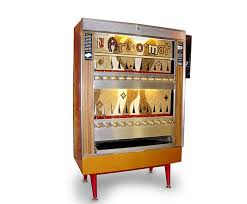 Vintage Vending Machines Mesmerizing ArtOMat Vintage Cigarette Vending Machines Recycled To Dispense