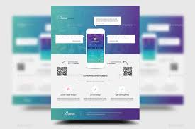 google flyer templates teamtractemplate s 01 mobile app digital agency promotion flyer poster psd template aym8rkle