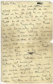 Brief An Den Vater Wikisource