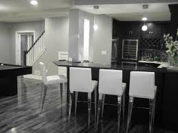 Home Bar Room Designs Basements Modern Basement And Pool Table