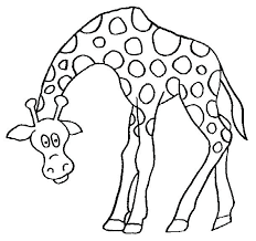 Giraffe Coloring Pages Printable Giraffe Colouring In Giraffe