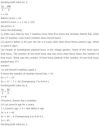 ncert solutions for class 7 maths simple equations exercise 4 4