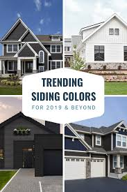 Trending Siding Colors For 2019 Diamond Kote Building