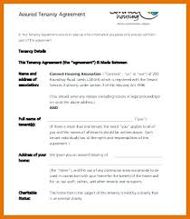 Lease Agreement Form Pdf Interesting Rental Agreements Tenant Contract Template Uk Car Standard Lease