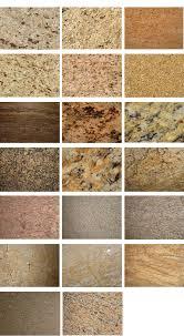 granite countertops samples
