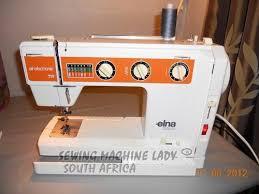 Elna Air Electronic Sewing Machine