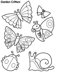 printable insect coloring pages birds and insects sheets top beautiful for bugs printabl