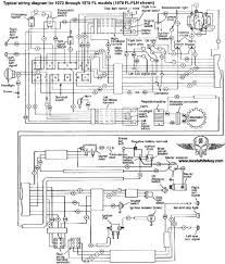 harley davidson wiring diagrams and schematics 1971 72 super glide · 1971 electra glide