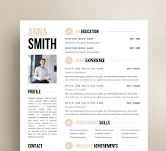 Girly Resume Templates 24 Modern Business Resume Templates Tattica 19