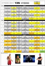 50 Elegant P90X Workout Log Sheets - Document Ideas - Document Ideas