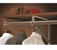 closet shelf with rod heavy duty closet shelf rod bracket shelving wall copper oil rubbed bronze closet shelf with rod