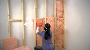 Basement Wall Insulation Vapor Barrier Basement Wall Insulation - Insulating block walls exterior