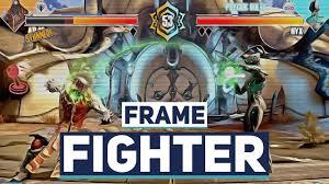 warframe frame fighter new gamemode