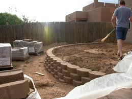 retaining wall designs pictures